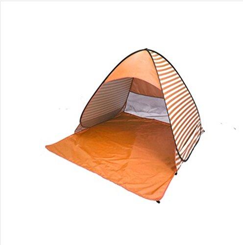 Zelt Vollautomatische Einrichtung Camping Strand Schatten Geschwindigkeit Offen im Freien Bequem Schnell zu öffnen Doppel