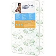 "Dream On Me 3"" Playard Mattress, White"