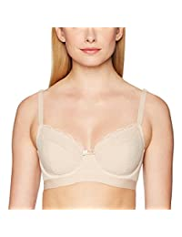 Wonderbra Women's Elegant Support Lace Back Underwire Bralette