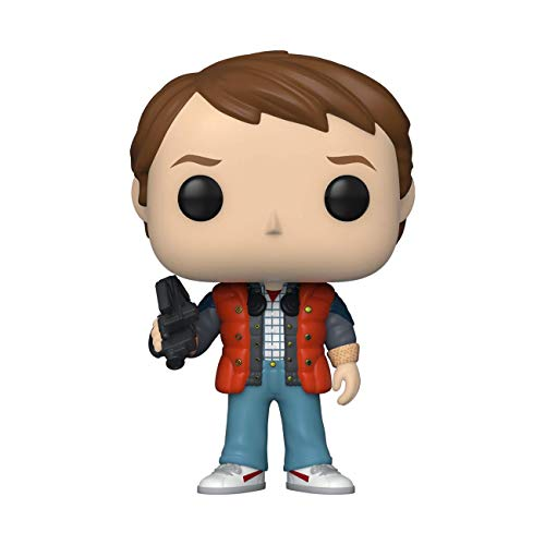 Pop! Movies Back to The Future- Marty in Puffy Vest