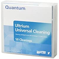 Quantum LTO Ultrium x 1 - cleaning cartridge (MR-LUCQN-01)