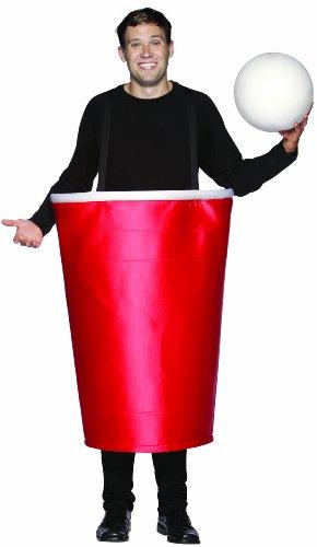 2017 Rasta Imposta Beer Pong Cup Costume