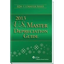 U.S. Master Depreciation Guide (2013) (Cch U.s. Master Series)