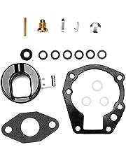 Akozon Carburateur Reparatie Kit, Carburateur Carb Reparatie Rebuild Kit Fit voor Johnson 1.5hp 2hp 3hp 4hp