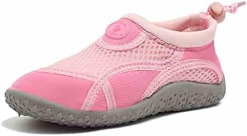 CIOR Fantiny Boy & Girls' Water Aqua Shoes Swimming Pool Beach Sports Quick Drying Shoes (Toddler/Little Kid/Big Kid)