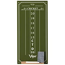 Viper Chalk Scoreboard, Cricket and 1 Dart Games