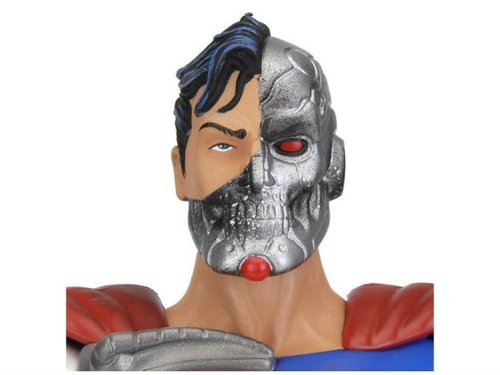DC Superheroes Special 12 Edition > Cyborg Superman Action Figure by DC