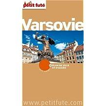 VARSOVIE 2012-2013 + PLAN DE VILLE