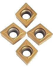 10 sztuk węglików spiekanych wkładki tokarskie ostrze tokarskie narzędzie tokarskie z pudełkiem