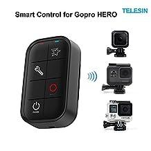 TELESIN Smart Wireless Remote Controller for GoPro Hero5 Black,Hero5 Session, Hero4 Session /4/3/3+ Cameras