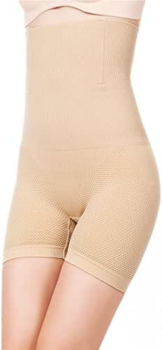 Robert Matthew Womens Shapewear Tummy Control Shorts Brilliance High-Waist Panty Mid-Thigh Body Shaper Bodysuit