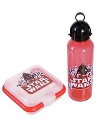 Star Wars Episode VII Sandwich Box and Water Bottle Kylo Ren