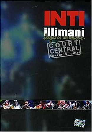 inti illimani esencial dvd