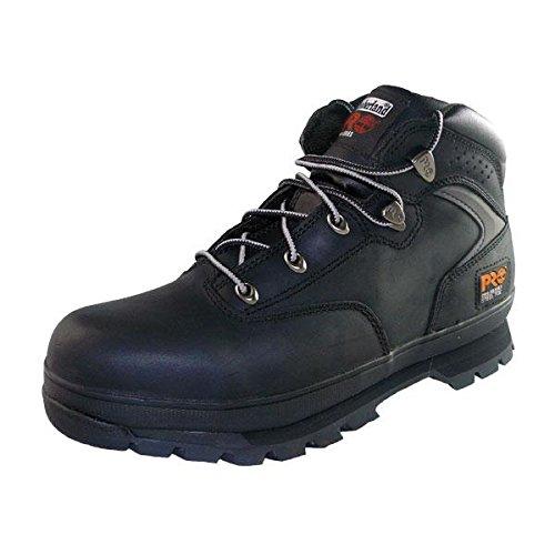 Timberland - Chaussures de Sécurité Hautes - Coque Acier Acier Acier - S3 HRO SRB 44 EU|Black d97a52
