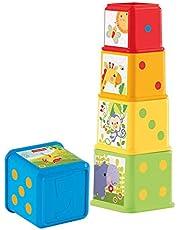 Fisher-Price Stack and Explore Blocks