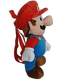 Super Mario Brothers Nintendo Plush Backpack Mario