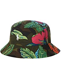 Polo Ralph Lauren Boy`s Reversible Chino Bucket Hat (Camo(5001), 3-9 Months)