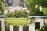 Elho Barcelona Allin1 50 - Planter - Lime Green