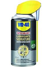 WD-40 Specialist - Lubrificante Serrature Spray Anticorrosivo con Sistema Doppia Posizione, 250 ml