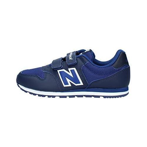 chollos oferta descuentos barato New Balance 500 Zapatillas Unisex bebé Azul Navy Blue BB 25 EU