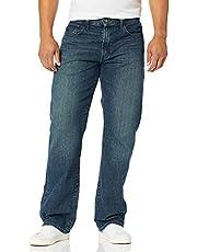 Nautica Pantalón Vaquero de Ajuste Holgado con 5 Bolsillos Jeans para Hombre