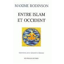 Entre Islam et Occident: Entretiens avec Gérard D. Khoury