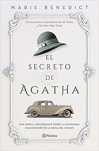 El secreto de Agatha de Marie Benedict
