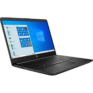 """HP 14 (9XM12UA) Laptop, 14"""" HD Display, AMD Athlon Silver 3050U Upto 3.2GHz, 4GB RAM, 128GB SSD, Vega 3, HDMI, Card Reader, Wi-Fi, Bluetooth, Windows 10 Home"""