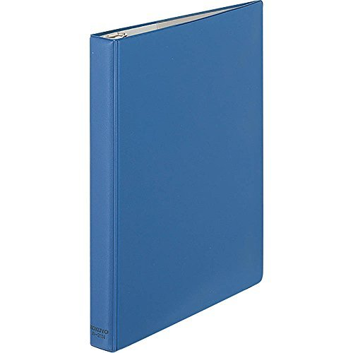 Kokuyo Binder notebook cover type soft type type type A5 20 holes Azul -21 NB Japan 154acd
