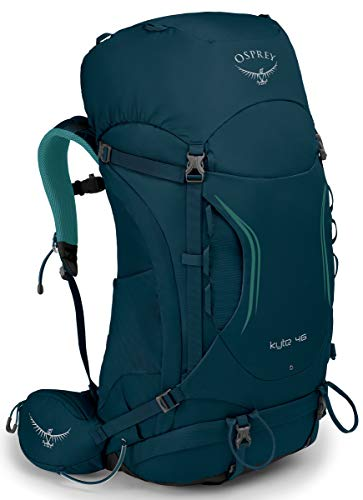Osprey Kyte 46 Women's Backpacking Backpack, Ice
