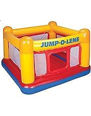 Intex Playhouse Jump-O-Lene, Multi-Colour, 48260