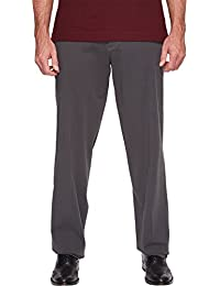 Men's Big and Tall Classic Fit Workday Khaki Smart 360 Flex Pants D3