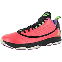 Jordan Mens Cp3 Vi Ae Bright Crimson/Black-Violet Pop 580580-609