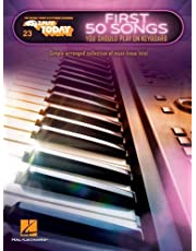 First 50 Songs You Should Play on Keyboard: E-Z Play Today Volume 23