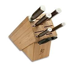 Shun TDMS0700 Premier Essential Block Set, 7-Piece