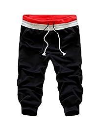 Legou Men's Casual Sports Jogging Harem Pants Jersey Sweatpants