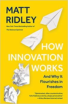 Matt Ridley How Innovation Works
