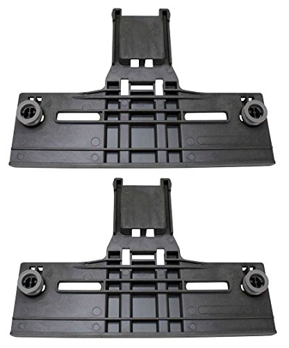 (2) Dishwasher Characters upper class Rack Adjuster for Kenmore Top