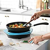 Tasty by Cuisinart 842750112707 Tasty One Top Smart Induction Cooktop, Size, Blue
