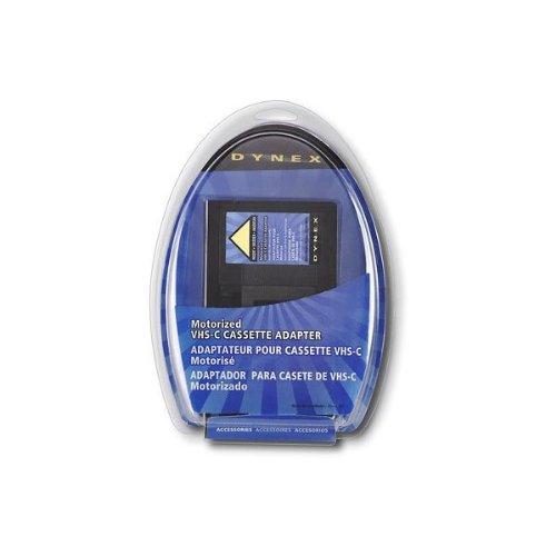 Dynex DX-DA100611 - Video cassette adapter VHS-C to VHS
