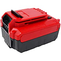 Replacement Battery for Porter Cable 20V 1/2 Cordless Impact Wrench (PCC740LA) - Compatible with Porter Cable PCC685L Battery (20V, Lithium-Ion, 4000mAh)