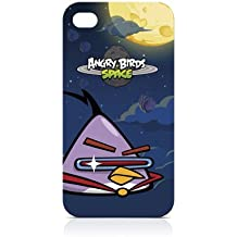 Angry Birds High Gloss Protective Cover for iPhone 4s and 4 ~ Blue