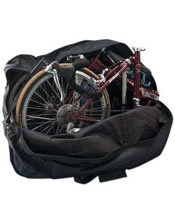 75e89433da5 StillCool Folding Bike Bag 14 inch to 20 inch Bicycle Travel Carrier Bag  Pouch