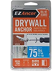 ITW Brands 25310 50 Pack 75lb Drywall Anchor