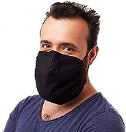 MASHELE Fashion Face and Beard Extra Large Reusable Reversible Covering for Bearded Men