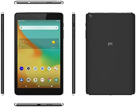 "ZTE ZPAD 8 K83V 8"" 4G LTE Android HD Display Tablet Wi-Fi Verizon + GSM Unlocked 32GB 8MP Camera"