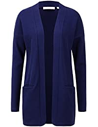 Love Coated Women's Long Sleeve Spring Cardigan Sweater(4 Styles, 10 Colors, S-3X)