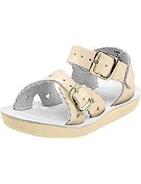 Salt Water Kid's Sweetheart Child Flat Sandals