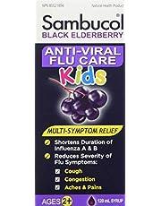 Sambucol Black Elderberry for Kids 120 Milliliter