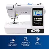 Brother Sewing and Embroidery Machine, 4 Star